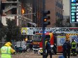 Enorme explosie in centrum Madrid
