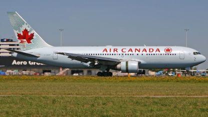 Dronken Nederlandse (21) krijgt geen alcohol meer en verstoort twee uur lang vlucht in Canada