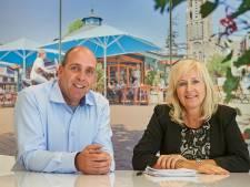 Dirk Lammers en Esther Leijten willen centrum Veghel uit het slop trekken: 'Maar ondernemers schrijf je niet de wet voor'