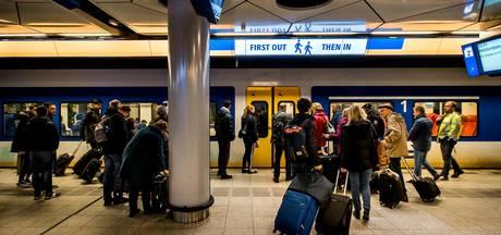 Geen treinen tussen Amsterdam-Zuid en Schiphol