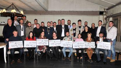Ronde Tafel schenkt 7215 euro aan goede doelen