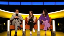 Hilariteit alom in 'De Slimste Mens': Michèle Cuvelier verwart boer Charel uit 'Jambers' met ex-wielrenner Roger De Vlaeminck
