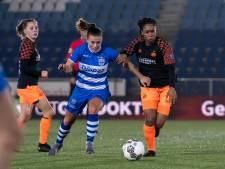 Aanvoerder Bruinenberg langer verbonden aan PEC Zwolle Vrouwen, ook Weijkamp en Niens blijven