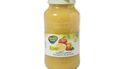 """Glas ontdekt in appelmoes van Aldi: """"Breng potten terug naar de winkel"""""""