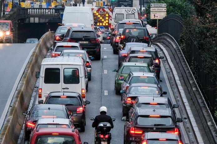 De meest vervuilende wagens met Euro 1-norm of minder mogen vanaf 1 januari het Hoofdstedelijk Gewest niet meer in.