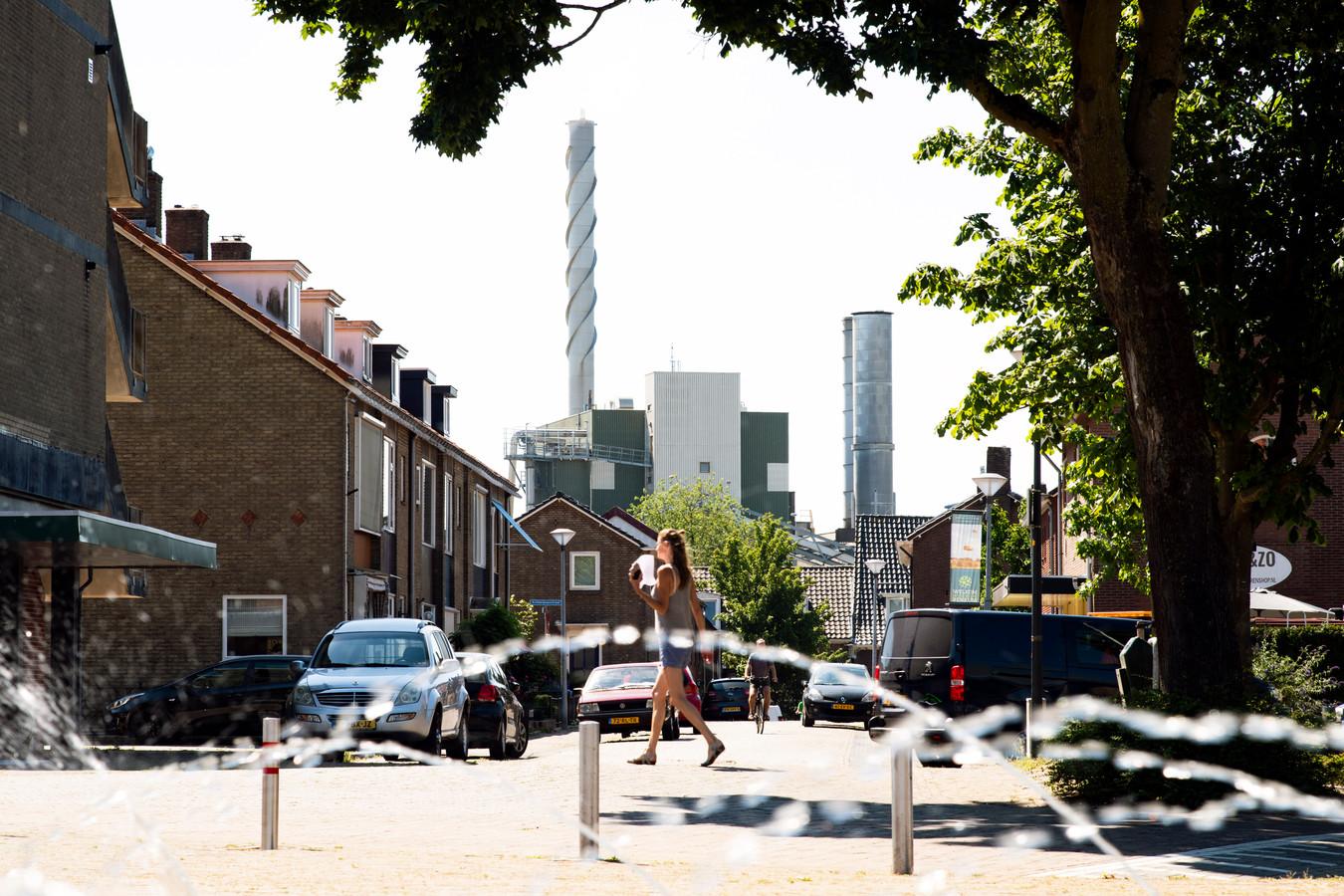 PR dgfoto Gelderlander Renkum: Het Schone Oosten, stankoverlast fabrieken in bewoond gebied: Smurfit Kappa Parenco