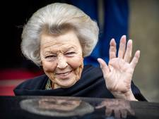Prinses Beatrix naar dansvoorstelling Free To Move