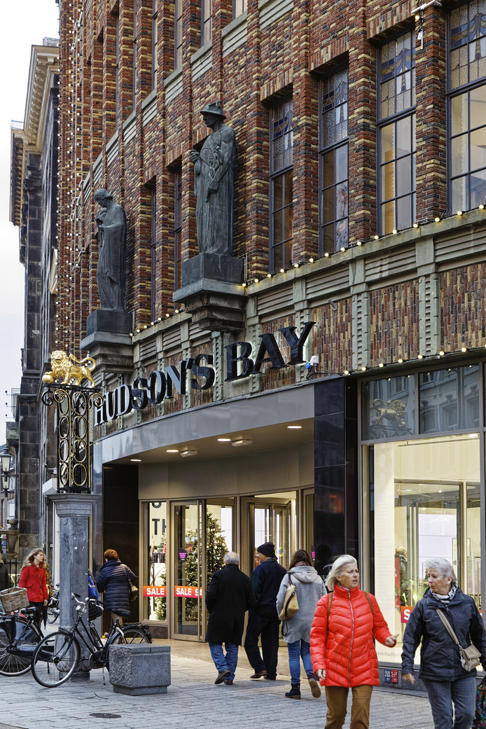 De Gouden Leeuw voor de Hudson's Bay