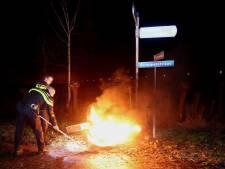 Het 'fikkie stoken' loopt uit de hand in Waardenburg