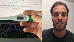 """""""Moet twee keer per dag temperatuur doorgeven"""": Belgische student in Singapore vertelt over coronavirus"""