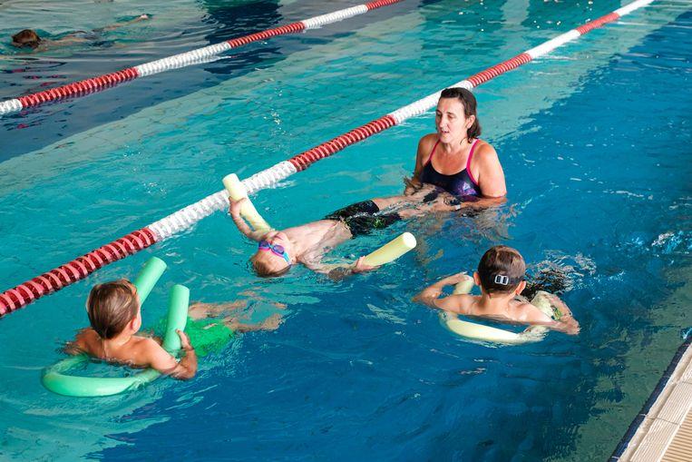 De Bornemse sportdienst past de zwemlessen aan.