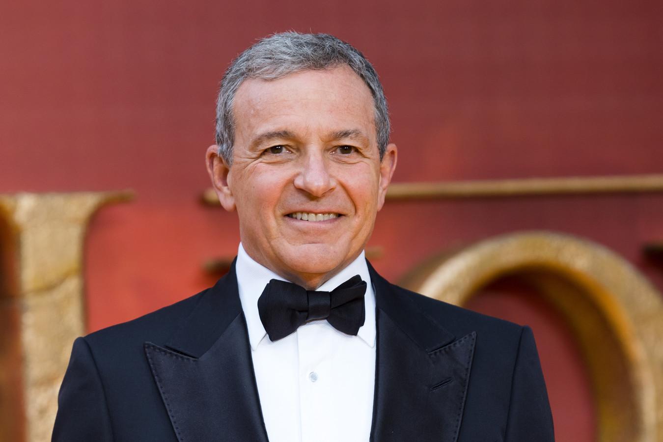 Bob Iger, le directeur général de Disney.
