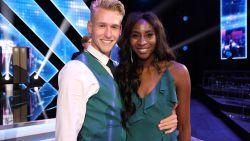 Drama in 'Dancing With The Stars': Elodie opnieuw geblesseerd