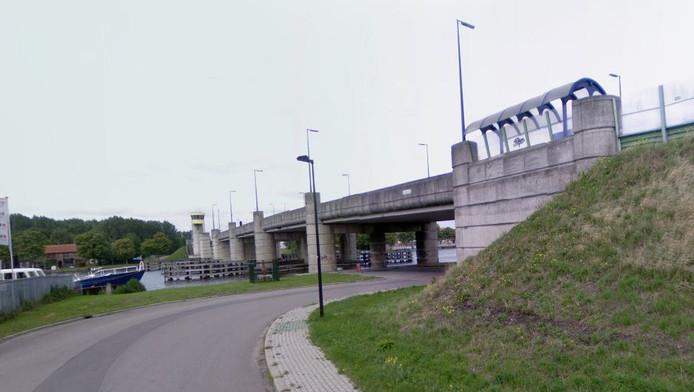 De Den Uylbrug in Zaandam