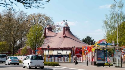 Circus Vegas strijkt neer op kerkplein
