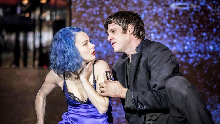 De door de Nederlandse toneelregisseur Ivo van Hove geregisseerde musical was eind vorig jaar te zien in New York. Beeld