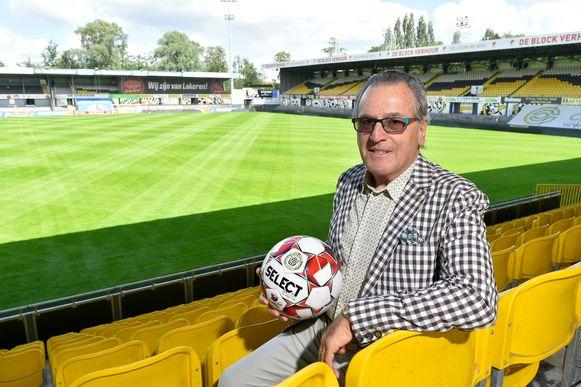Louis De Vries heeft ambitieuze toekomstplannen met Sporting Lokeren.
