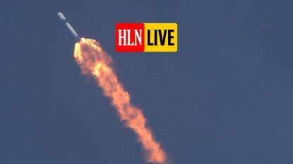 HLN LIVE. Astronauten stappen over van SpaceX-raket naar ruimtestation ISS