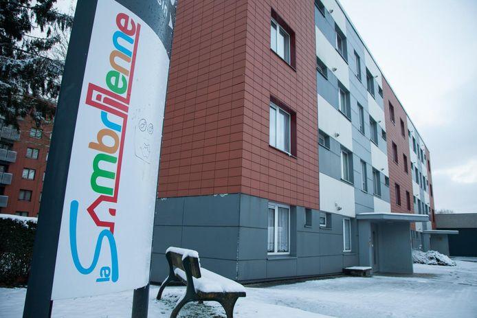 La Sambrienne est la société de logements sociaux de Charleroi