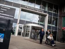 Vier nieuwe ziekenhuisopnamen in regio vanwege corona