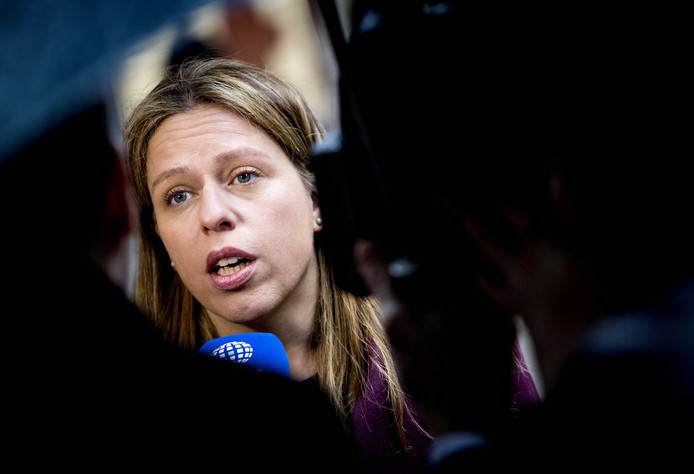 Carola Schouten, minister van Landbouw, Natuur en Voedselkwaliteit