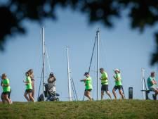 Renners gaan los bij Vestingloop Willemstad: 'We zijn onwijs blij dat het weer kan'