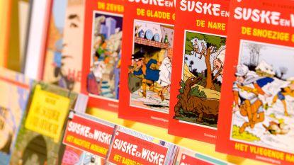 Onafgewerkt 'Suske & Wiske'-verhaal van Willy Vandersteen krijgt nu tweede leven