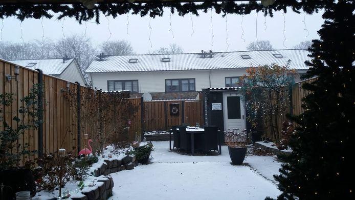 Winterwonderland in Tilburg.