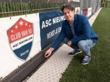 Remco Reiding stopt als voorzitter van ASC Nieuwland