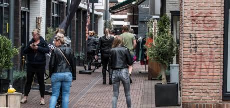 Het winkelgebied van Borne zit in de lift: toeristen zijn positief