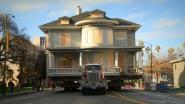VIDEO. Dit huis... wordt verhuisd: Amerikaanse universiteit verplaatst volledig historisch gebouw