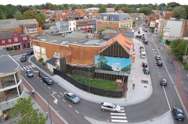 Al sinds de aanleg van de ovonde, in het centrum van Kapellen, zorgt de ingreep voor grondige meningsverschillen.