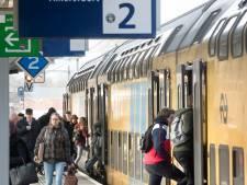 Zweten in snikhete stoptrein tussen Zwolle en Amersfoort