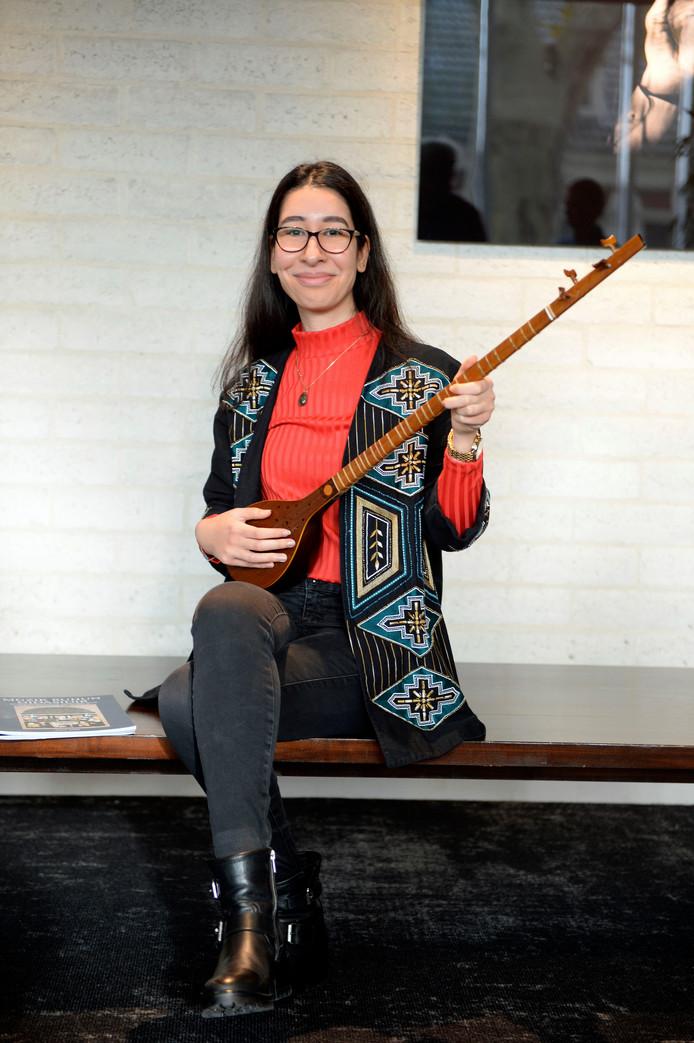 MuziektherapeuteYesim Saltik.