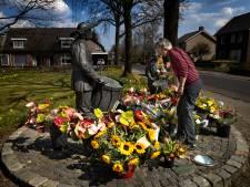Eerbetoon aan Guus, de 29-jarige Beek en Donkenaar die overleed aan gevolgen van het coronavirus
