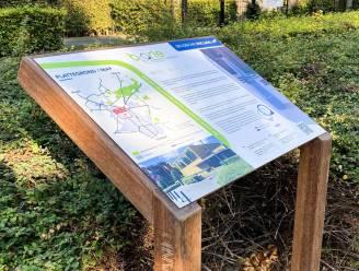 Enclaveborden brengen unieke situatie van enclavedorp Baarle in beeld voor bezoekers en toeristen