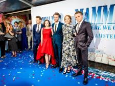 Mamma Mia! Here We Go Again in première in Amsterdam