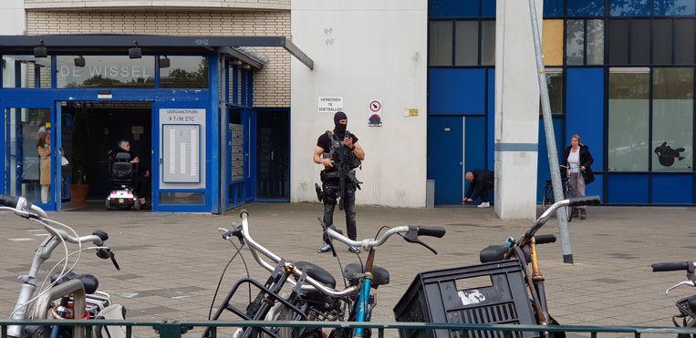 Ledeganckplein Den Haag schietpartij