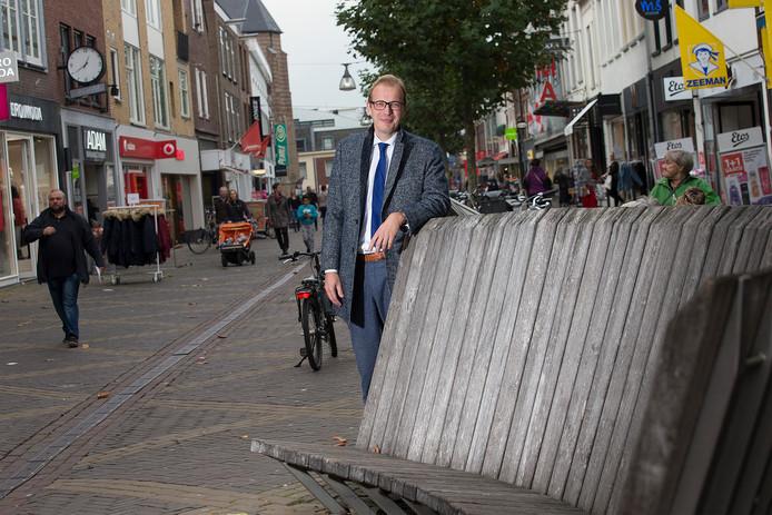 Mark Boumans, burgemeester van Doetinchem en een van de aanjagers van de Achterhoek Board.