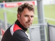 Trainer Dennis Haar ziet Jong PSV aansluiting houden met de subtop