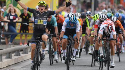 KOERS KORT. De Kleijn sprint naar zege in Druivenkoers - Laporte wint opnieuw in Ronde van Poitou-Charentes