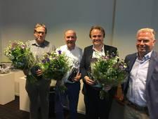 Visscher, Heegen en Brand lijsttrekkers voor VVD in Noordoost-Twente
