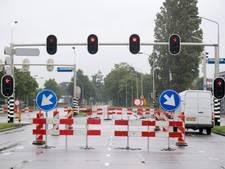 Bredase wegen flink op de schop: veel verkeershinder verwacht