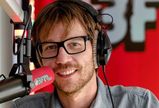 Giel Beelen zal Fresku niet meer bij hem in de studio zien