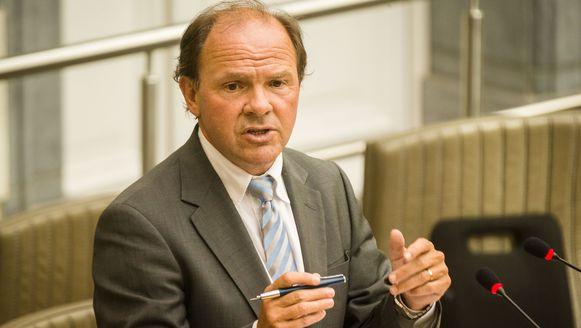 Philippe Muyters, Vlaams minister van Werk, Economie, Innovatie, Wetenschap en Sport.