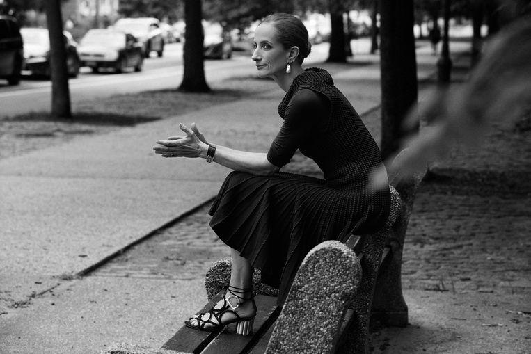 Vanessa Friedman Beeld Wikkie Hermkens