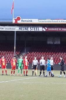 Jeugdteams PEC Zwolle en Go Ahead Eagles treffen elkaar niet in nieuw seizoen