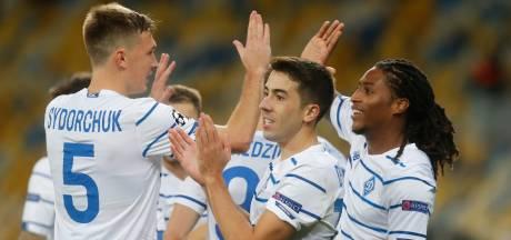 Dinamo Kiev, Ferencvaros en Olympiakos naar hoofdtoernooi Champions League