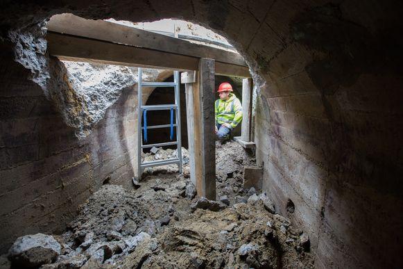 schuilkelder gevonden in Sint-Truiden