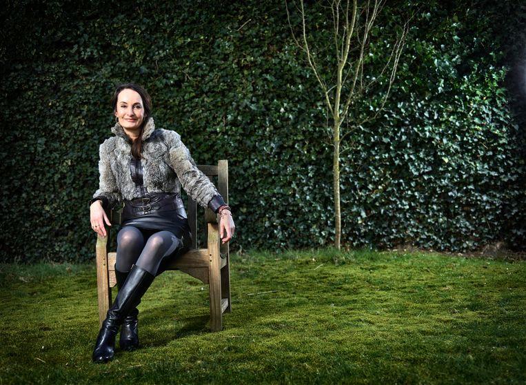 Esther van Fenema, psychiater en violist. Beeld Merlijn Doomernik